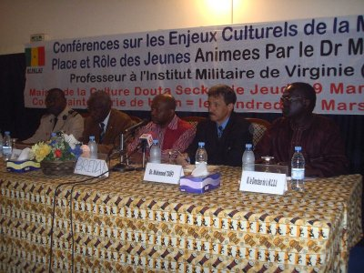 conference de Mohamed Taifi